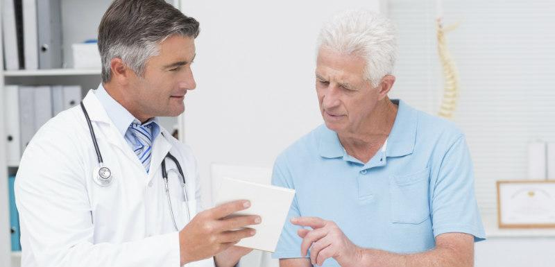 Cancer de la prostate : la chirurgie efficace après échec de la radiothérapie