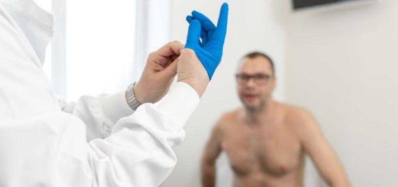 Prostatectomie totale et troubles de l'érection